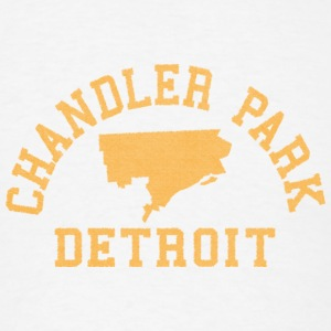 Chandler Park Detroit Phone & Tablet Cases - Men's T-Shirt