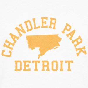 Chandler Park Detroit Phone & Tablet Cases - Men's Premium Long Sleeve T-Shirt
