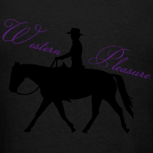 western_pleasure Long Sleeve Shirts - Men's T-Shirt