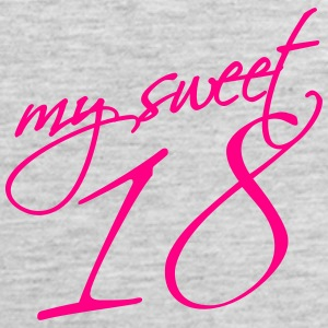 My Sweet 18 Women's T-Shirts - Men's Premium Tank