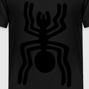 Nazca Spider Kids' Shirts - Toddler Premium T-Shirt