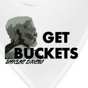 Uncle Drew Get Buckets T-Shirts - Bandana