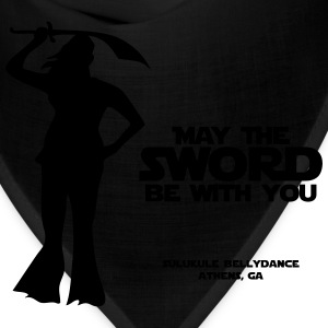 may_the_sword_be_with_you Women's T-Shirts - Bandana