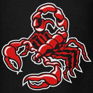 scorpion Bags & backpacks - Men's T-Shirt
