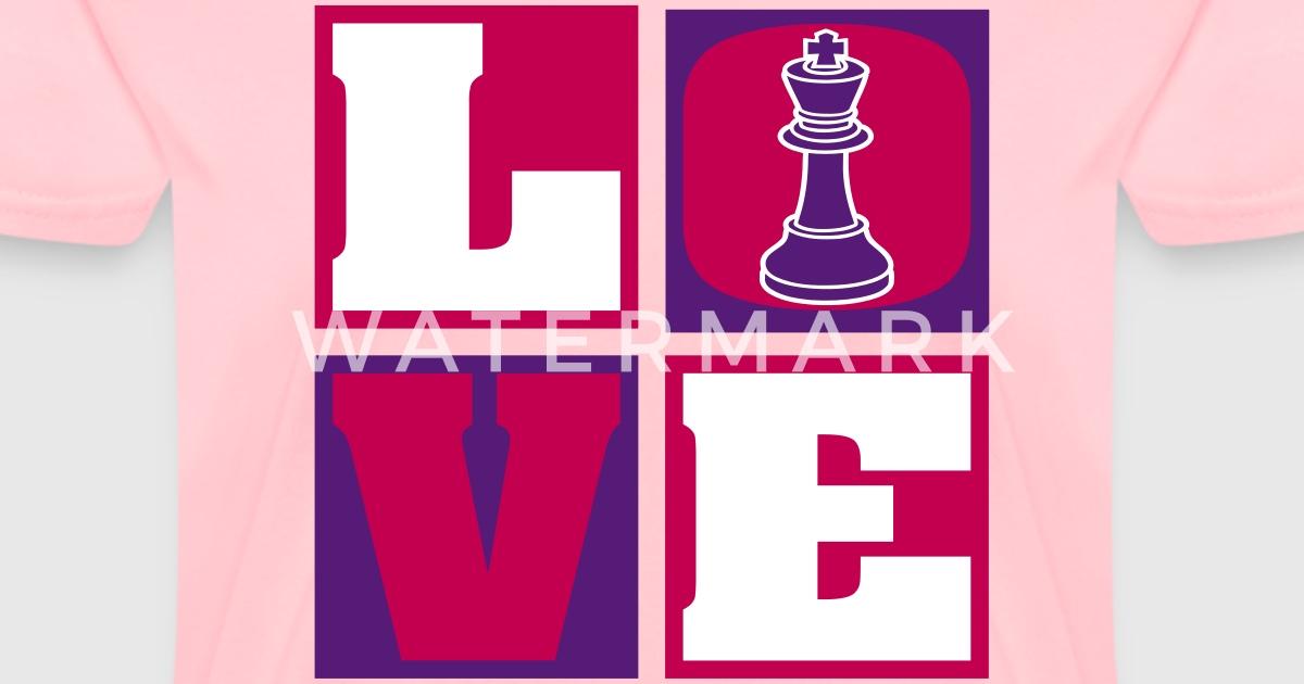 Love Chess T-Shirt