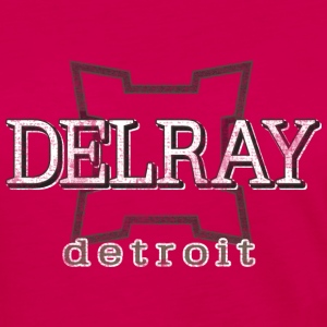 Delray, Detroit Tanks - Women's Premium Long Sleeve T-Shirt