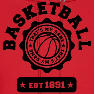 Basketball my Game Women's T-Shirts - Men's Hoodie
