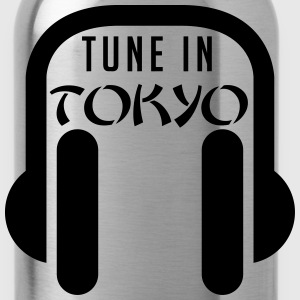 Tune in Tokyo T-Shirts - Water Bottle