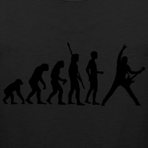 evolution_guitar_112013_a_1c T-Shirts - Men's Premium Tank