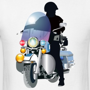 Motorcycles - Men's T-Shirt
