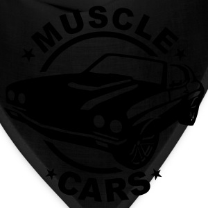Muscle cars Kids' Shirts - Bandana