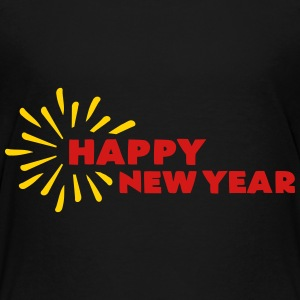 Happy New Year Kids' Shirts - Toddler Premium T-Shirt