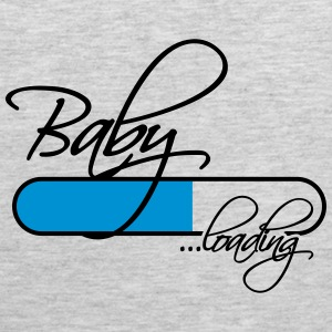 Baby Loading Logo Women's T-Shirts - Men's Premium Tank