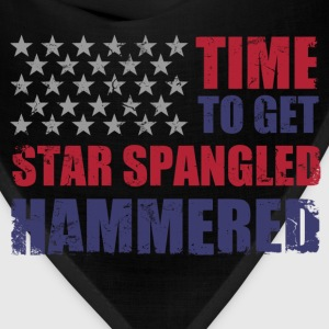 star_spangled_hammered T-Shirts - Bandana