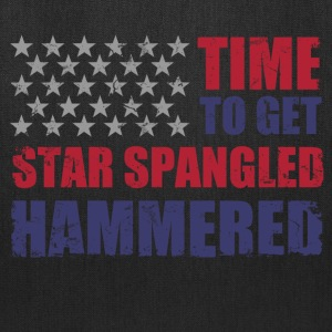 star_spangled_hammered T-Shirts - Tote Bag