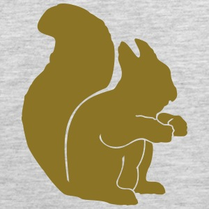 Wildlife: the squirrel Kids' Shirts - Men's Premium Tank