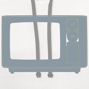 TV T-Shirts - Contrast Hoodie