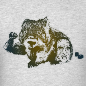 Wombat Hoodies - Men's T-Shirt