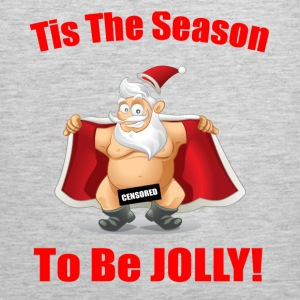 Tis The Season Long Sleeve Shirts - Men's Premium Tank