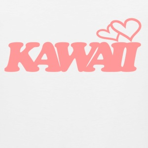kawaii Women's T-Shirts - Men's Premium Tank