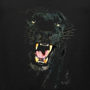 Black-Panther T-Shirts - Men's Premium Tank