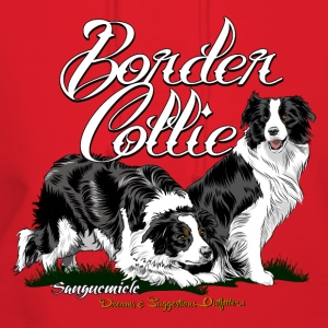 border_collie Bags & backpacks - Women's Hoodie