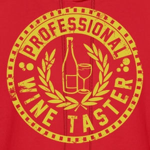 vintage_professional_wine_taster Women's T-Shirts - Men's Hoodie