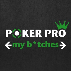 poker pro graphic T-Shirts - Tote Bag