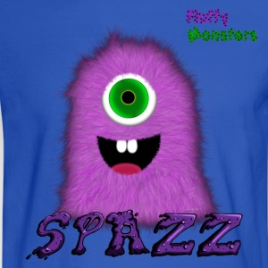 Spazz Fluffy Monster Gooy Women's T-Shirts - Men's Long Sleeve T-Shirt