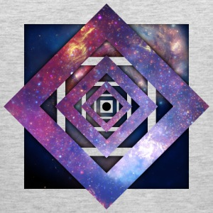 Art - Twisted Galaxy Women's T-Shirts - Men's Premium Tank
