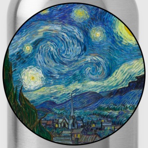 Starry Night T-Shirts - Water Bottle