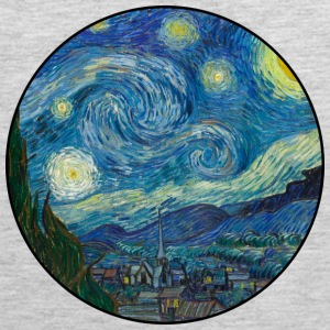 Starry Night T-Shirts - Men's Premium Tank