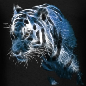 Tiger Long Sleeve Shirts - Men's T-Shirt
