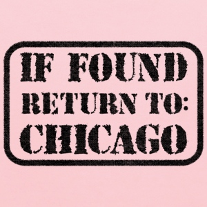 If Found Return To Chicago T-Shirts - Kids' Hoodie