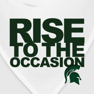 MSU Rise to the Occasion Spartans - Bandana