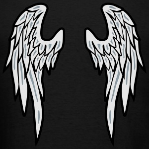 Angel wings - Angelwings Hoodies - Men's T-Shirt