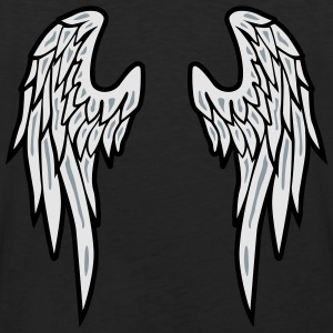 Angel wings - Angelwings Hoodies - Men's Premium Tank