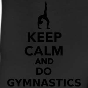 Keep calm and do Gymnastics Kids' Shirts - Leggings