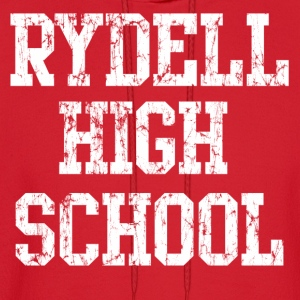 Retro Rydell High School Women's T-Shirts - Men's Hoodie