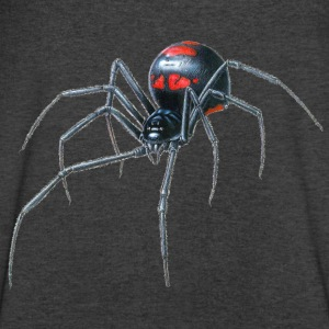 Spider Long Sleeve Shirts - Men's V-Neck T-Shirt by Canvas
