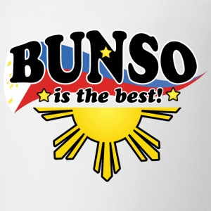 Funny Damit Bunso is Best Kids' Shirts - Coffee/Tea Mug