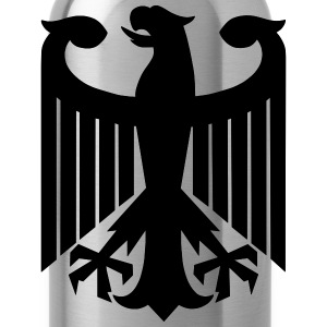 German Eagle Zip Hoodies & Jackets - Water Bottle