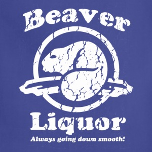 Beaver Liquor - Adjustable Apron