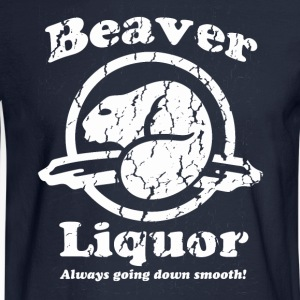 Beaver Liquor - Men's Long Sleeve T-Shirt
