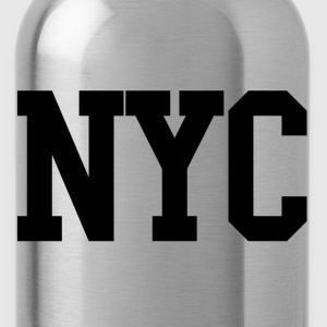NYC Long Sleeve Shirts - Water Bottle