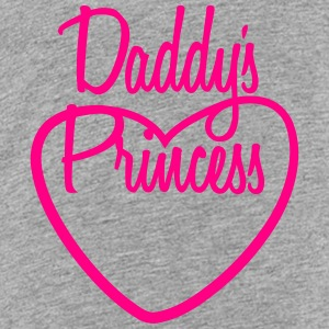 Daddys Princess Kids' Shirts - Toddler Premium T-Shirt