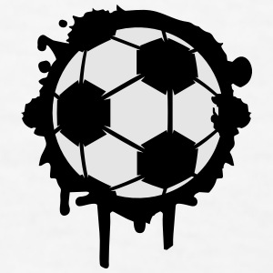 Soccer graffiti Accessories - Men's T-Shirt