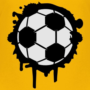 Soccer graffiti Kids' Shirts - Toddler Premium T-Shirt