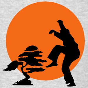 karate bonsai Sweatshirts - Men's T-Shirt