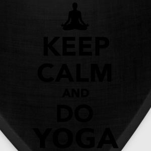 Keep calm and do Yoga Bags & backpacks - Bandana